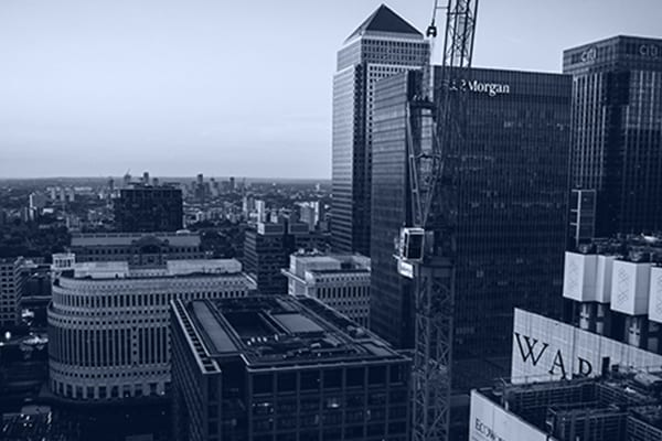 JPMORGAN BUILDING LONDON